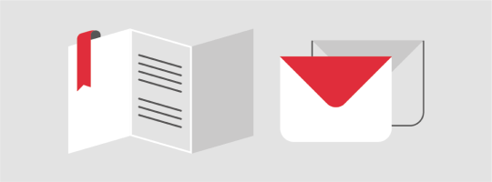 Stay in Touch - Email Icon