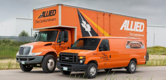 Allied Truck & Loading Van - The Careful Movers