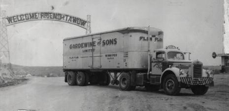 Gradewine & Sons - Gardewine's First Acquisition in 1961