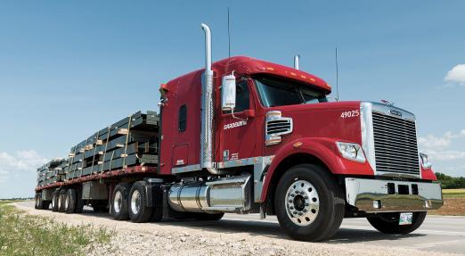Gradewine Truck for DeckServices