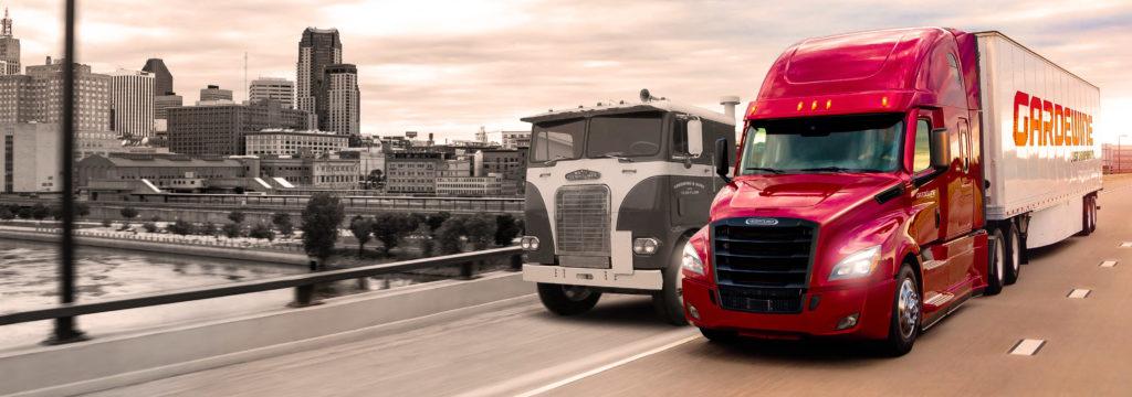 Gradewine Trucks - Multi-Disciplined Transportation Service in Canada