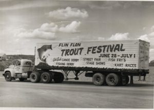 A Large Gradewine's Truck - Profiled in News as an Issue in 1962