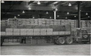 In 1969 Gardewine Begins Serving Dauphin After Acquiring Clark Freighters Ltd.