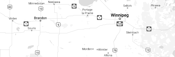 Gradewine Expands in Southern and Central Manitoba between 1981 - 1988