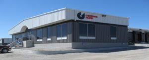 Gardewine Terminal in Thompson, Mb Opened in 1972
