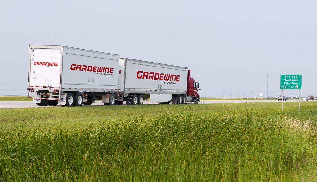 Less Than Truckload (LTL) - Gradewine's Truck